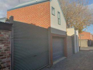 build over garage example - Bribuild