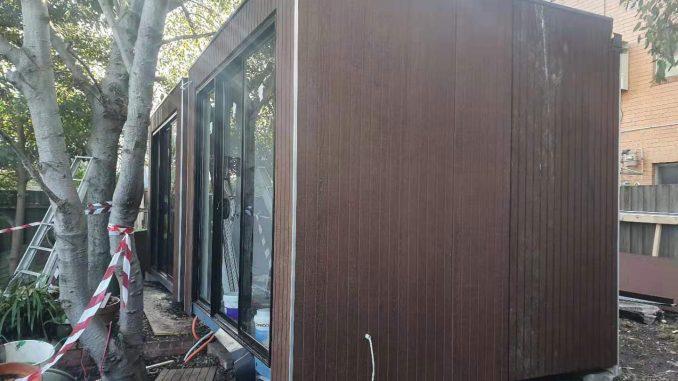 backyard pods in Malvern