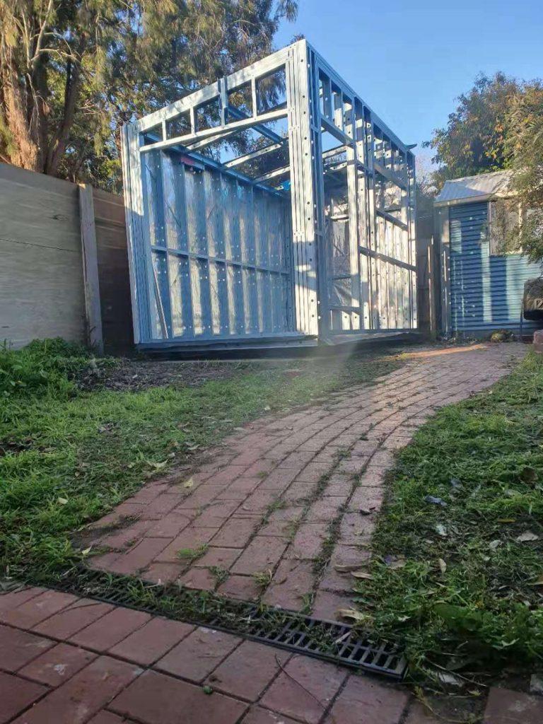 Bribuild Backyard Pod Garden Studio in Alphington