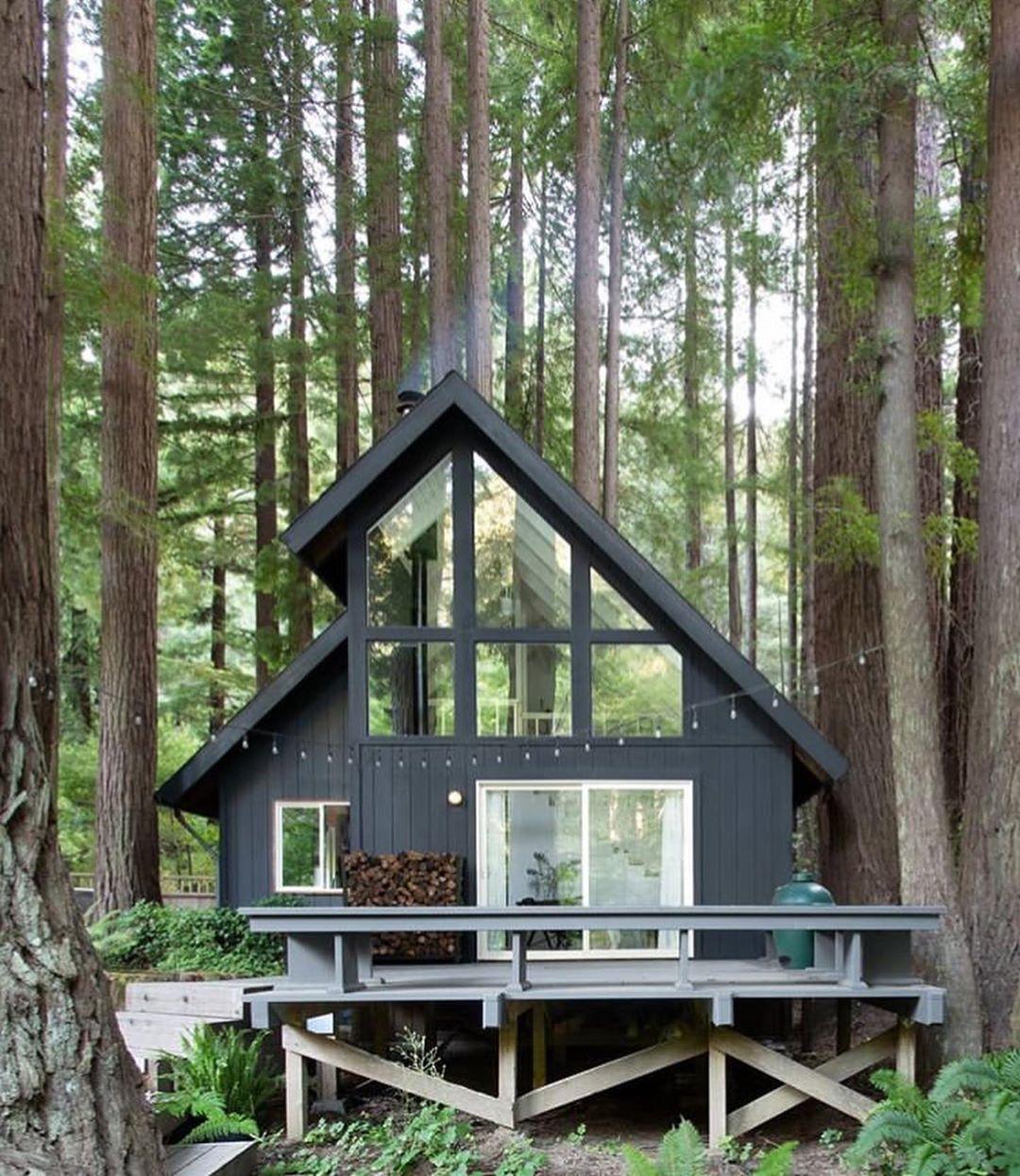 2 bedroom kit cabin with loft