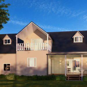 Cape Cod Kit Homes