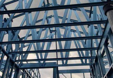 Steel Frame Trusses
