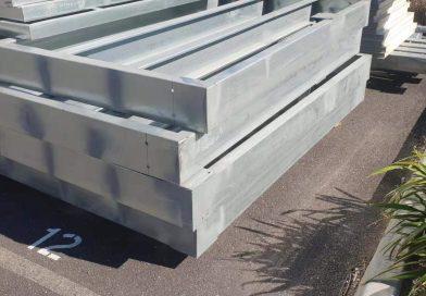 Bribuild C180 Steel frame sub floors Pre assembled
