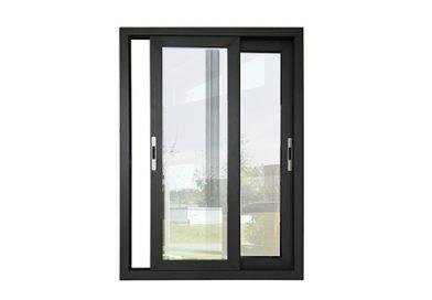 Double-glazed-aluminum-sliding-windows