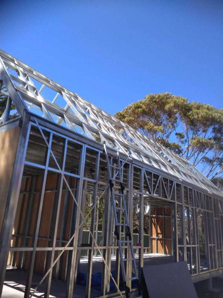 Structural Modular Steel