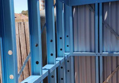 Bribuild Steel Frames for Backyard Pods and Granny Flats