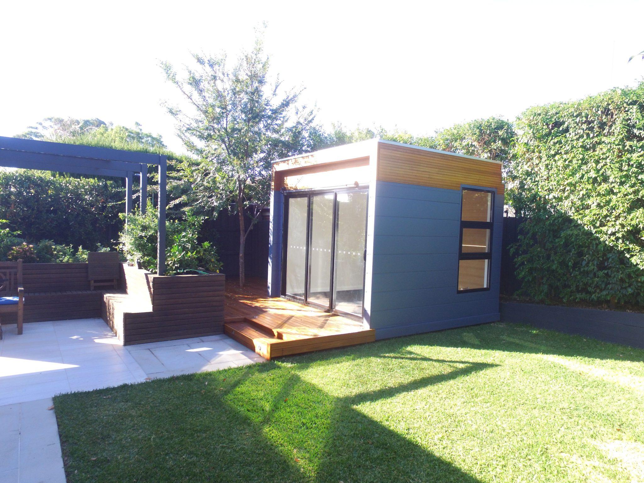 Amazing Backyard Studio 1 Bedroom Melbourne Bribuild Kit Homes Interior Design Ideas Gentotthenellocom