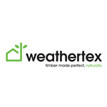 weathertex cladding logo on BRIbuild