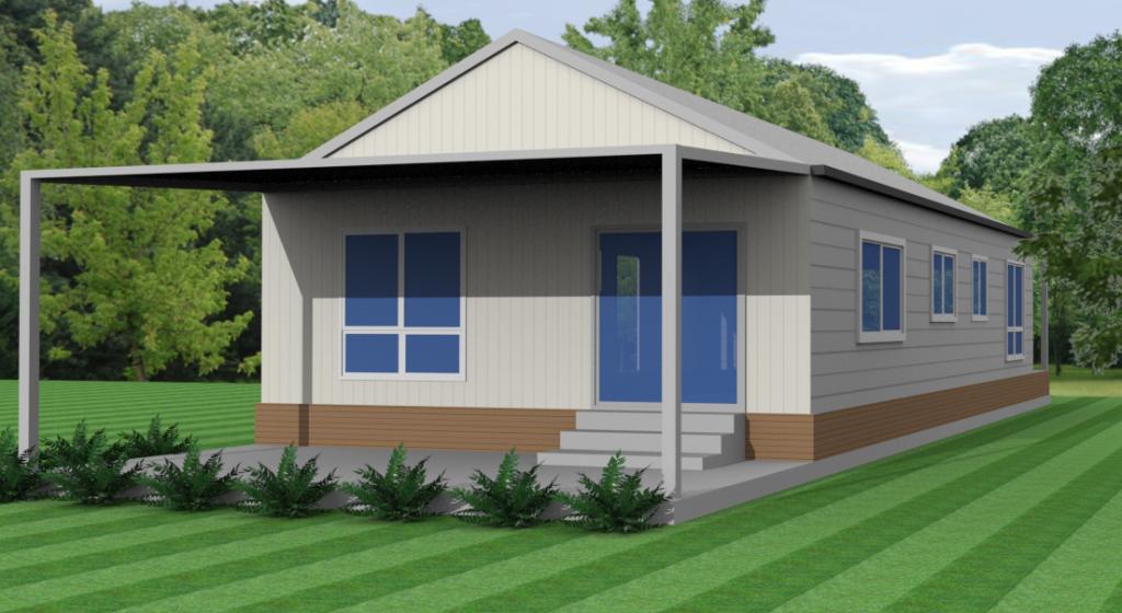 Dawson Kit Homes available in Bendigo Victoria