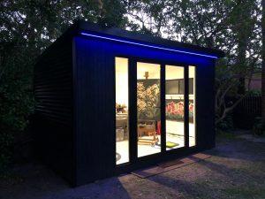 Camberwell Backyard Pod Garden Studio