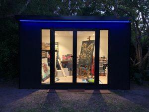 Bribuild Pod Camberwell Garden Studio