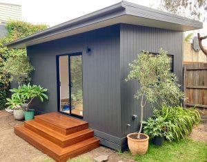 Garden Studio in Brunswick